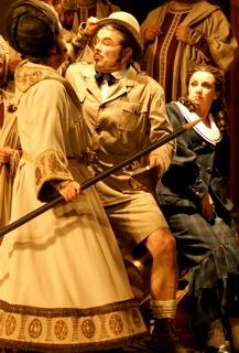 """""""L'italiana in Algeri"""" Oper/ \Köln 2009"""